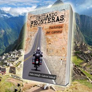 """Portada del libro """"Cruzando Fronteras"""""""