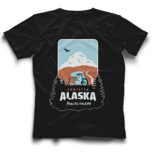 Remera «Proyecto Alaska»