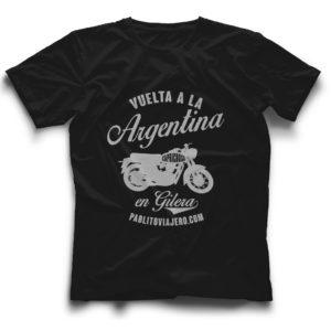 Remera «Vuelta a la Argentina»