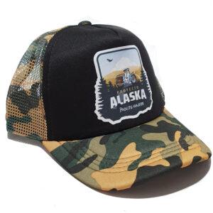 Gorra Camuflada «Proyecto Alaska»